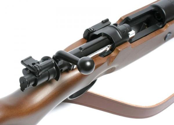 Lehrrevier – Waffenhandhabung