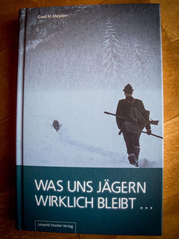 """Blaue Schatten – Leseprobe aus dem Buch """"Was uns Jägern wirklich bleibt…"""""""