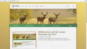 Deutscher Jagdverband – neuer Auftritt im Internet