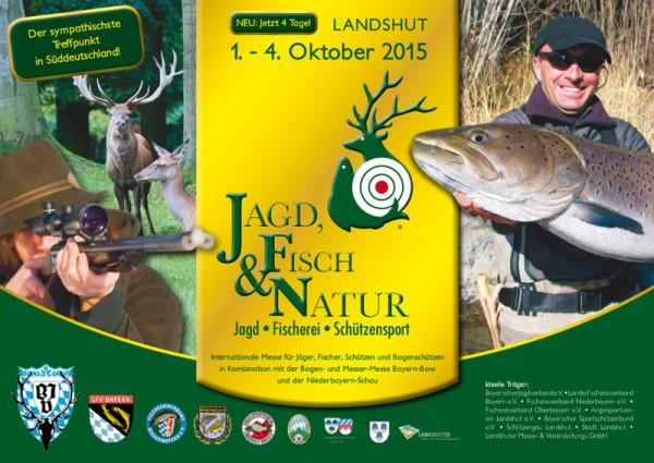 Messe Jagd, Fisch & Natur in Landshut