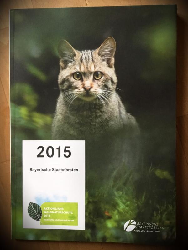 Jahresbericht 2015 der Bayerischen Staatsforsten