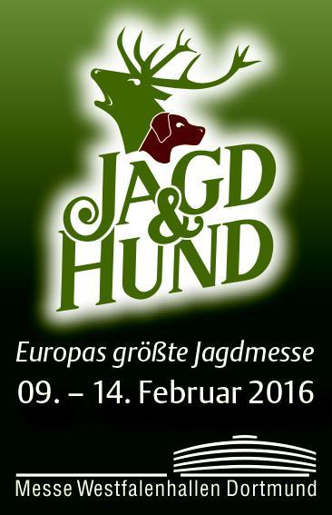 Messe – Jagd und Hund in Dortmund 2016
