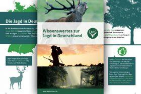 Fakten zur Jagd – vom DJV
