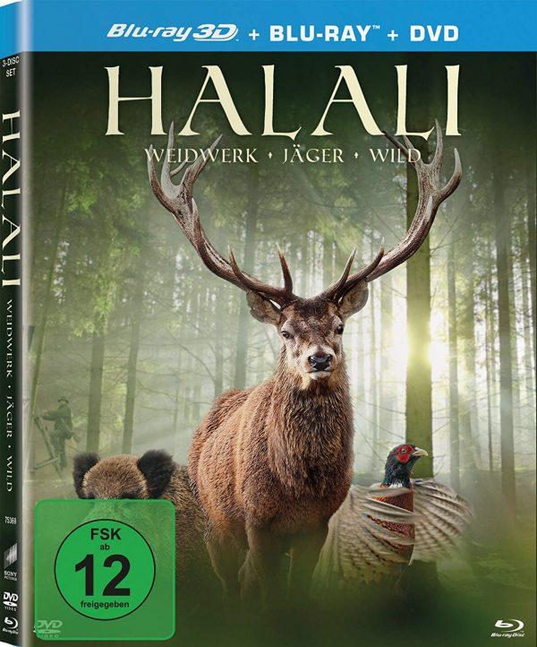 Halali – der Film jetzt auf DVD