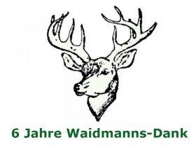 6 Jahre Waidmanns-Dank.de