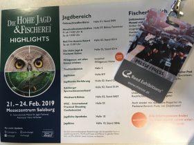 """Besuch auf der """"Hohen Jagd"""" in Salzburg"""