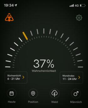 BockWetter App