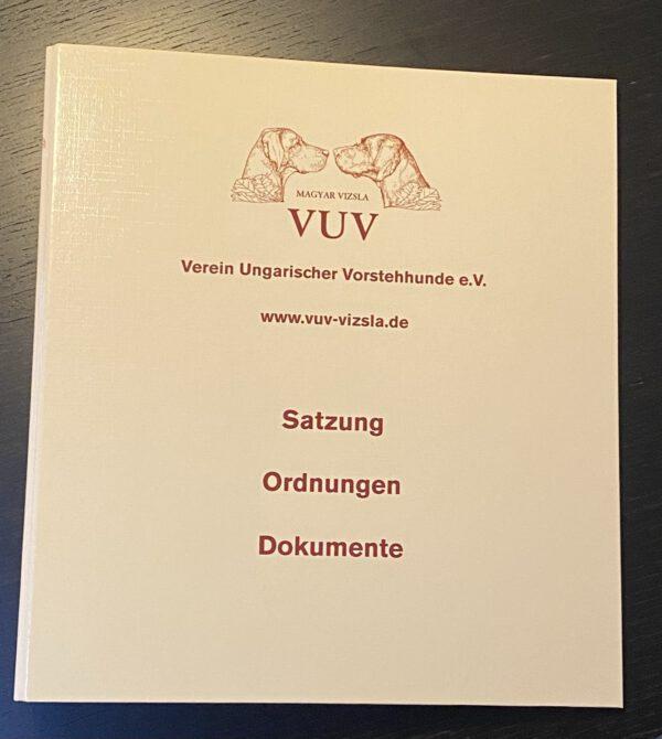 VUV – Verein Ungarischer Vorsteherhunde